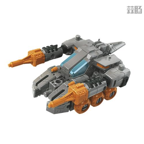 变形金刚地球崛起萨克巨人与天猫号等多款玩具渲染图放出 变形金刚 第13张