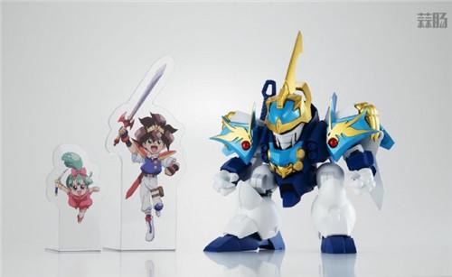 万代推出NXEDGE STYLE《魔神英雄传》龙苍丸与龙战丸 模玩 第2张