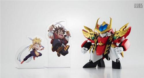 万代推出NXEDGE STYLE《魔神英雄传》龙苍丸与龙战丸 模玩 第1张