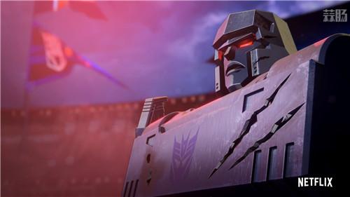 网飞推出《变形金刚:赛博坦之战 围城》动画剧集 预计6月上线 变形金刚 第1张