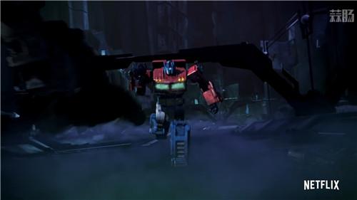 网飞推出《变形金刚:赛博坦之战 围城》动画剧集 预计6月上线 变形金刚 第7张