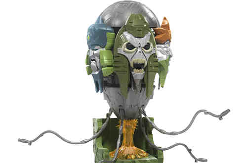 孩之宝公开变形金刚Earthrise幻影 五面怪 鳄鱼精 狂龙官方渲染图