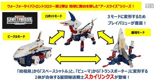 Takara Tomy公开日版MP50白虎勇士 ER07烟幕 ER09天猫号发售窗口 变形金刚 第3张