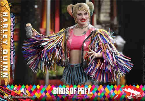 Hot Toys推出《猛禽小队和哈莉·奎茵》哈莉·奎茵1:6比例珍藏人偶 模玩 第4张