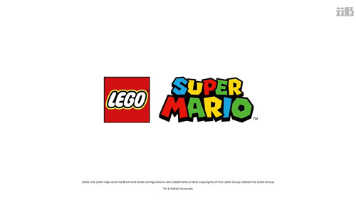 乐高宣布与任天堂合作推出超级马里奥乐高系列 模玩 第1张