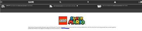 乐高宣布与任天堂合作推出超级马里奥乐高系列 模玩 第5张