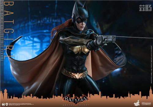 Hot Toys推出游戏《蝙蝠侠:阿卡姆骑士》蝙蝠女1:6人偶 模玩 第4张