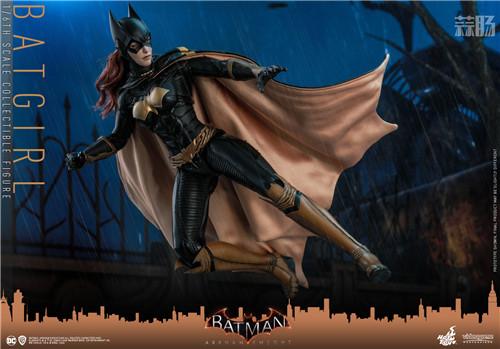 Hot Toys推出游戏《蝙蝠侠:阿卡姆骑士》蝙蝠女1:6人偶 模玩 第6张