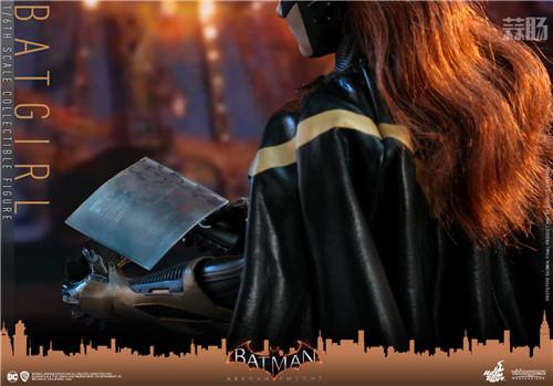 Hot Toys推出游戏《蝙蝠侠:阿卡姆骑士》蝙蝠女1:6人偶 模玩 第8张