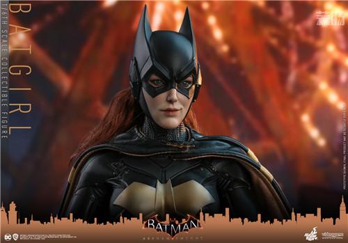 Hot Toys推出游戏《蝙蝠侠:阿卡姆骑士》蝙蝠女1:6人偶 模玩 第7张