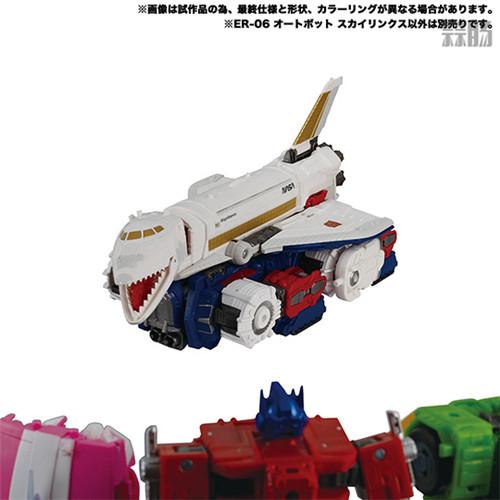 Takara Tomy更新地球崛起天猫号官图 喵星人印象深刻 汽车人 天猫号 Earthrise 地球崛起 变形金刚 变形金刚  第3张