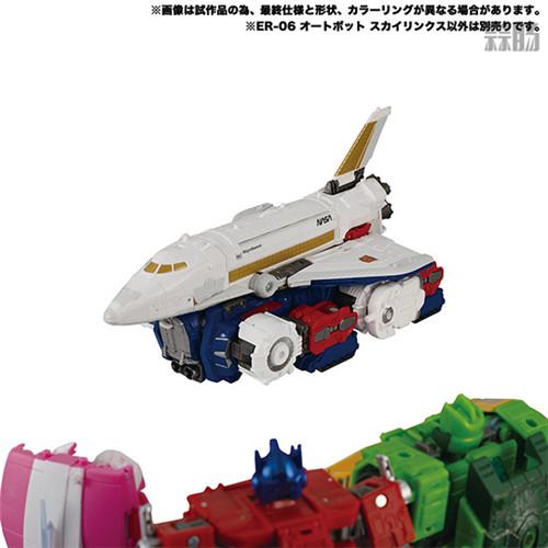 Takara Tomy更新地球崛起天猫号官图 喵星人印象深刻 汽车人 天猫号 Earthrise 地球崛起 变形金刚 变形金刚  第2张
