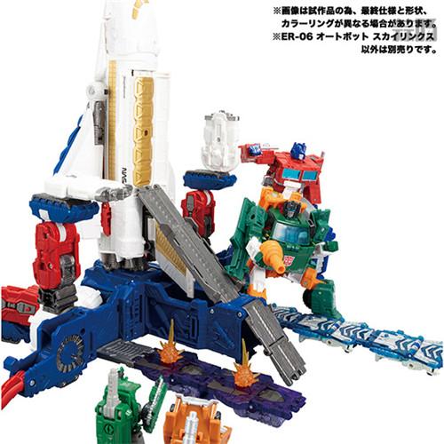 Takara Tomy更新地球崛起天猫号官图 喵星人印象深刻 汽车人 天猫号 Earthrise 地球崛起 变形金刚 变形金刚  第6张