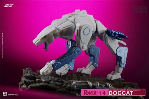 TFcon 2020大会独占阿尔茜与机器狗玩具3月20日起线上发售 变形金刚 第4张