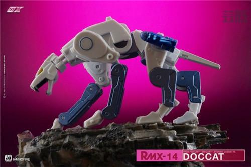 TFcon 2020大会独占阿尔茜与机器狗玩具3月20日起线上发售 变形金刚 第6张