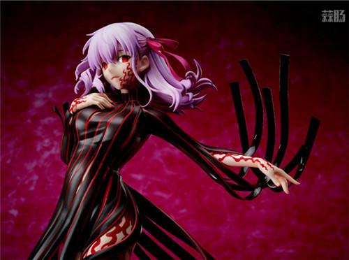 ANIPLEX+推出《Fate/Stay Night》HF黑化间桐樱手办 模玩 第5张