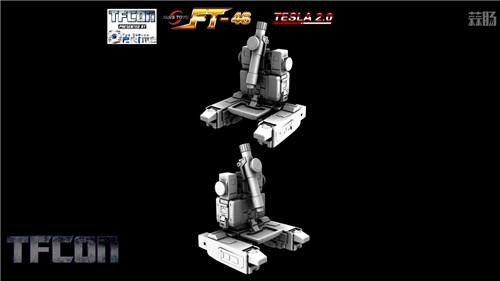 TFcon取消展会商品 Fans Toys声波 感知器等登场 变形金刚 第7张