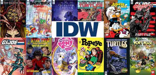 IDW宣布为应对肺炎推出数字版《变形金刚》漫画 缩减线下发售