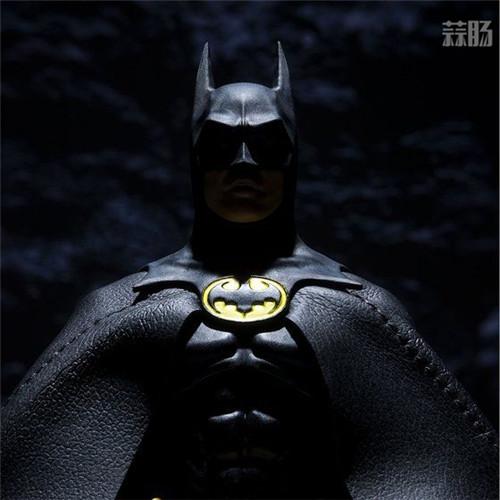 万代推出SHF1989年电影版蝙蝠侠 DC漫画 蝙蝠侠 SHF 万代 模玩  第1张