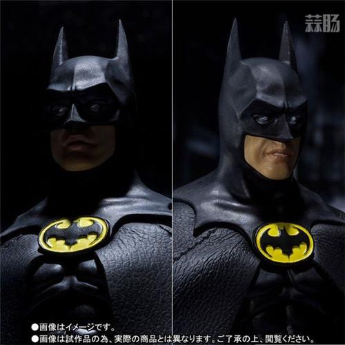 万代推出SHF1989年电影版蝙蝠侠 DC漫画 蝙蝠侠 SHF 万代 模玩  第8张