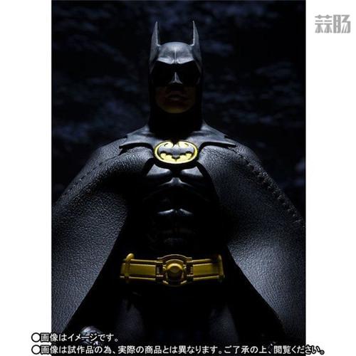 万代推出SHF1989年电影版蝙蝠侠 DC漫画 蝙蝠侠 SHF 万代 模玩  第9张