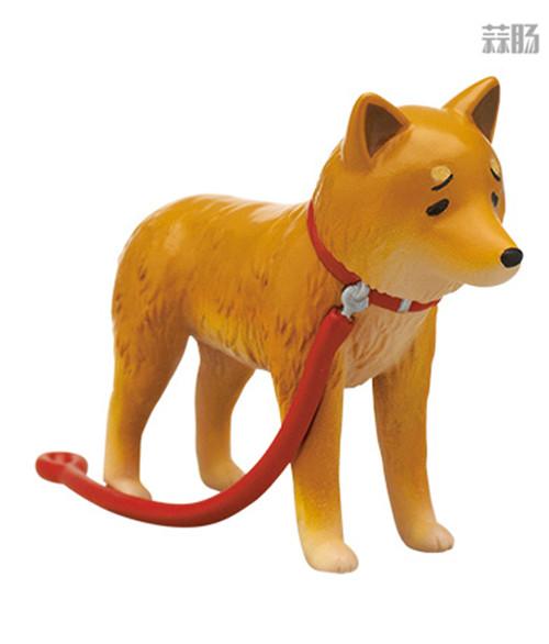 """日厂Kitan Club推出六款""""垂头丧气脸""""的柴犬扭蛋惹人爱 柴犬 扭蛋 奇谭俱乐部 Kitan Club 模玩  第5张"""