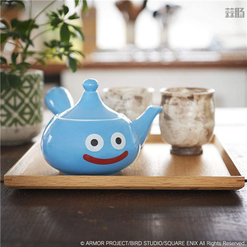 SE推出《勇者斗恶龙》史莱姆茶壶周边 造型可爱 模玩 第8张
