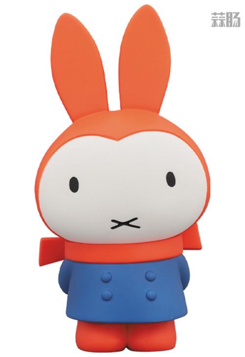 MEDICOM TOY推出米菲兔65周年纪念四件套手办 模玩 第4张