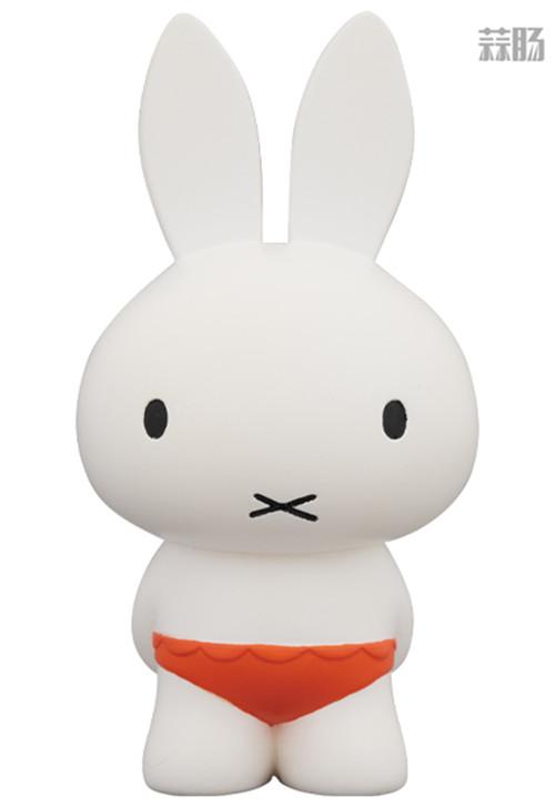 MEDICOM TOY推出米菲兔65周年纪念四件套手办 模玩 第5张