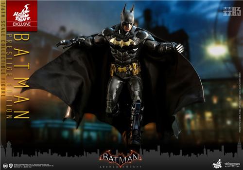 Hot Toys《蝙蝠侠:阿卡姆骑士》蝙蝠侠1:6人偶 蝙蝠侠:阿卡姆骑士 DC漫画 蝙蝠侠 HT HotToys 模玩  第4张
