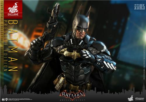 Hot Toys《蝙蝠侠:阿卡姆骑士》蝙蝠侠1:6人偶 蝙蝠侠:阿卡姆骑士 DC漫画 蝙蝠侠 HT HotToys 模玩  第3张