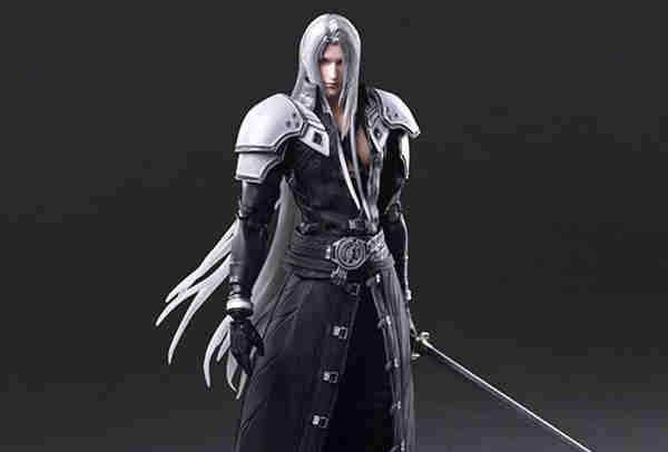 SE推出《最终幻想7重制版》PA改萨菲罗斯模型等三款新作