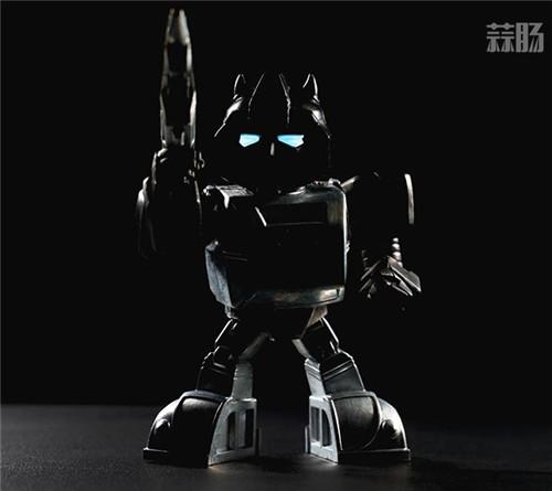 Jada Toys公开G1擎天柱与大黄蜂合金雕像 变形金刚 第3张