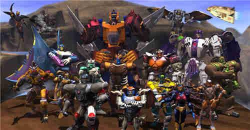 派拉蒙正制作《变形金刚》前传动画电影 《玩具总动员4》导演加盟