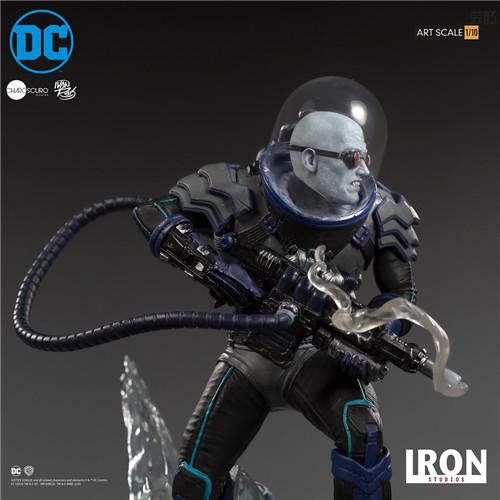 Iron Studios宣布推出Art Scale1/10《蝙蝠侠》急冻人雕像 模玩 第9张