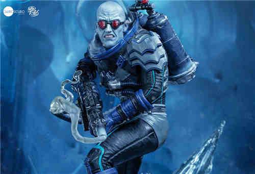 Iron Studios宣布推出Art Scale1/10《蝙蝠侠》急冻人雕像