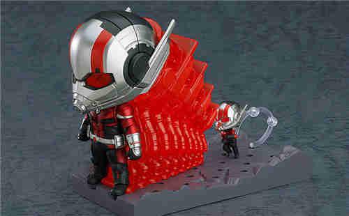 良笑社推出粘土人1345号《复仇者联盟4》版蚁人 10月发售