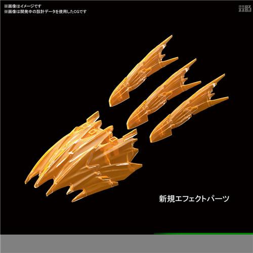 万代推出SFA《数码宝贝02》黑战斗暴龙兽可动模型 模玩 第5张