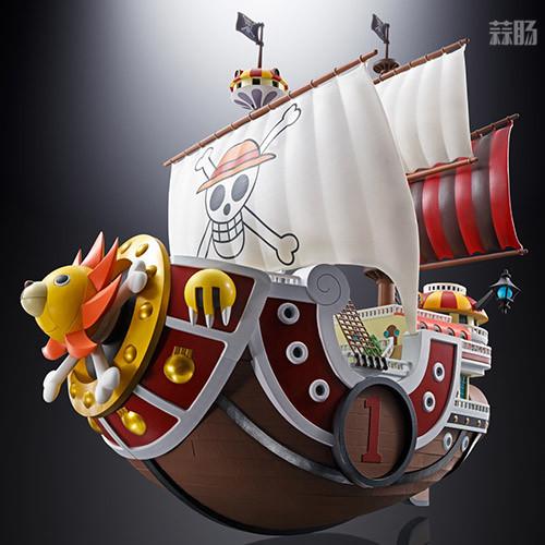 万代公开Figuarts ZERO新版女帝波尔·汉库珂与超合金万里阳光号 模玩 第4张