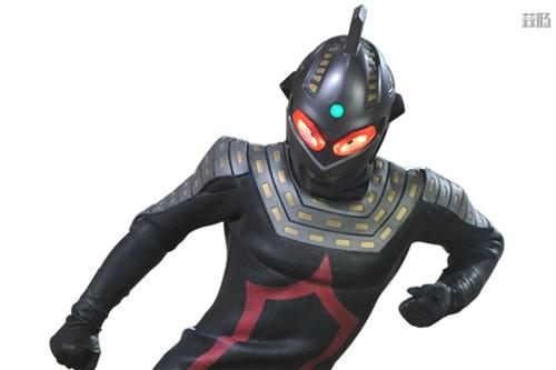 Threezero推出《机动奥特曼》奥特曼装甲ver.7潜行配色1/6限定版 模玩 第3张