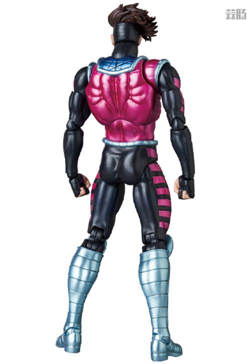 Medicom Toy推出MAFEX《X战警》牌王 牌王 X战警 漫威 MAFEX Medicom Toy 模玩  第6张