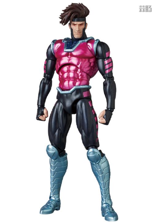 Medicom Toy推出MAFEX《X战警》牌王 牌王 X战警 漫威 MAFEX Medicom Toy 模玩  第5张