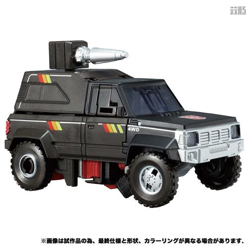 Takara Tomy公开变形金刚Earthrise地出系列开路先锋发售日 变形金刚 第2张