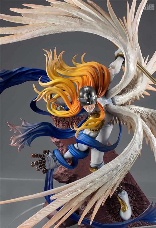 MegaHouse推出Precious GEM天使兽 模玩 第1张