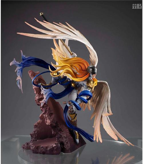 MegaHouse推出Precious GEM天使兽 模玩 第3张