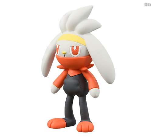 TakaraTomy推出《宝可梦》新玩具 莫鲁贝可登场 模玩 第1张