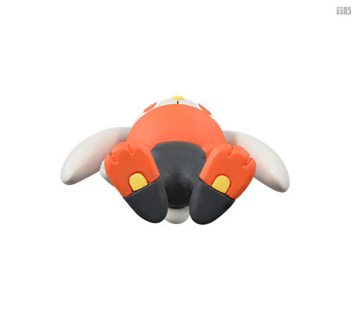 TakaraTomy推出《宝可梦》新玩具 莫鲁贝可登场 模玩 第3张