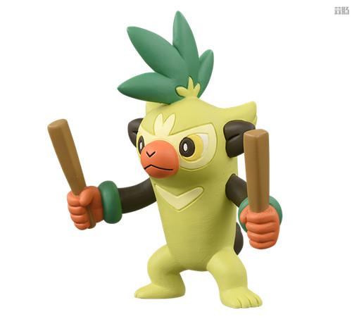 TakaraTomy推出《宝可梦》新玩具 莫鲁贝可登场 模玩 第4张