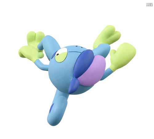 TakaraTomy推出《宝可梦》新玩具 莫鲁贝可登场 模玩 第9张