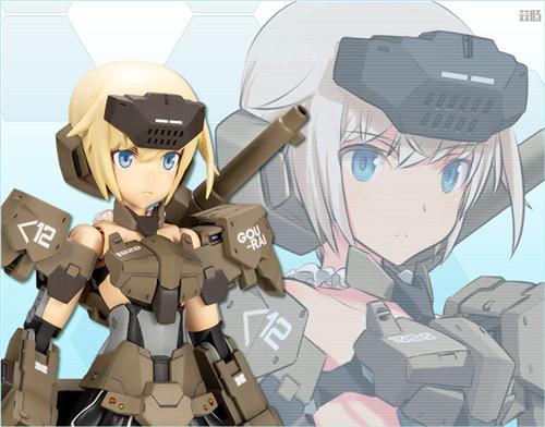 寿屋推出FAG轰雷改Ver.2再版 10月发售 模玩 第1张